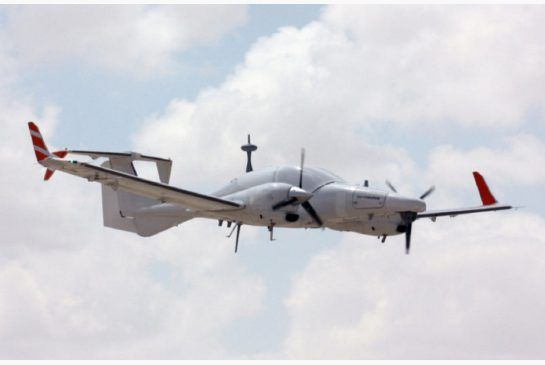 Quebec Firm CAE Has Teamed Up With Aeronautics Ltd Of Israel To Demonstrate Civilian Uses For The Military Drone Such As Remote Inspection Pipelines