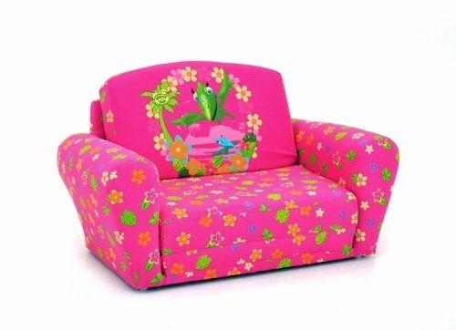 Leather Sectional Sofa Jim Henson Dinosaur Train Tiny Sleepover Sofa in Pink Kids Furniture Christmas