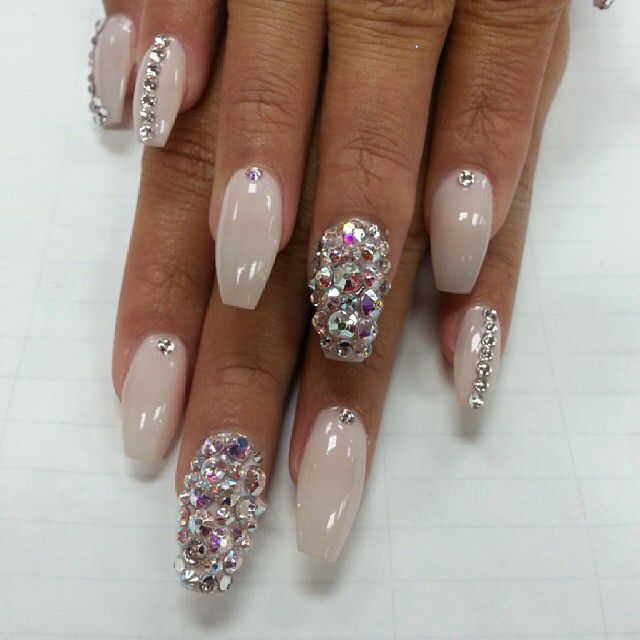 16 best My love of stiletto nails images on Pinterest | Nail ...