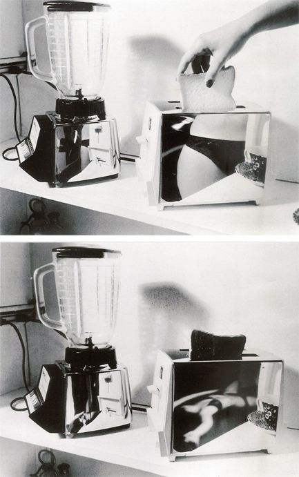 The Toaster (1976), a photo by Mac Adams (Born 1943)