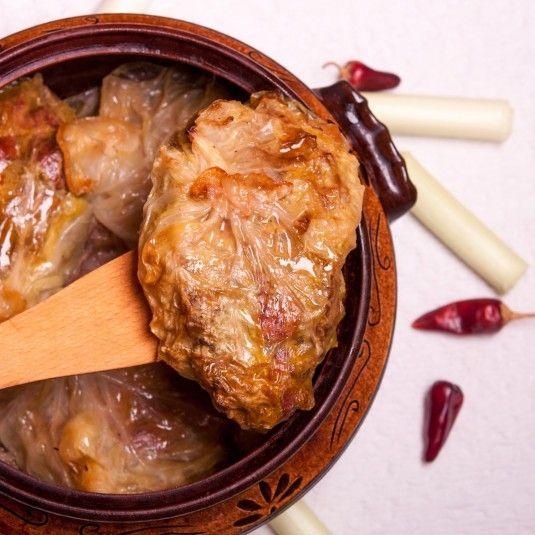 Пържоли в зелев лист | Супичка - пътеводител на новака в кухнята