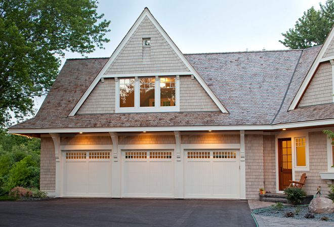 110 best images about garage doors on pinterest garage for Cost to add garage and bonus room
