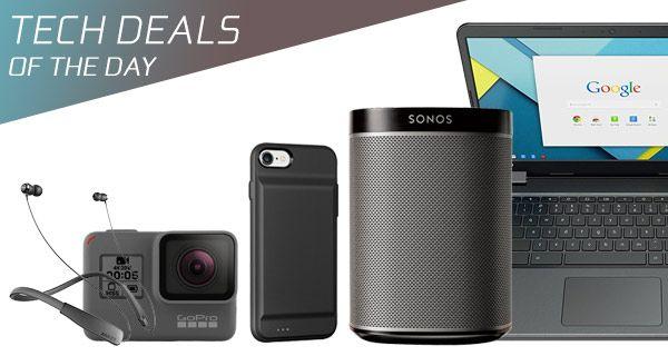 Tech Deals: $45 iPhone 7 Battery Case, SONOS Bundle, $50 Off GoPro HERO5, More  #$50OffGoProHERO5 #More #SONOSBundle #TechDeals:$45iPhone7BatteryCase #news