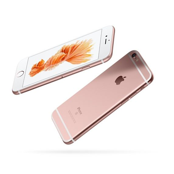 Refurbished iPhone 6s Plus 32GB - Rose Gold - Education - Apple