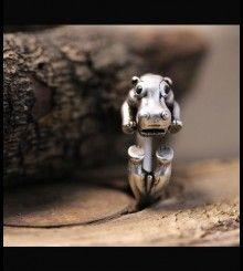 Δαχτυλίδι ιπποπόταμος