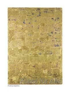 Yves Klein - MG 18, Monogold
