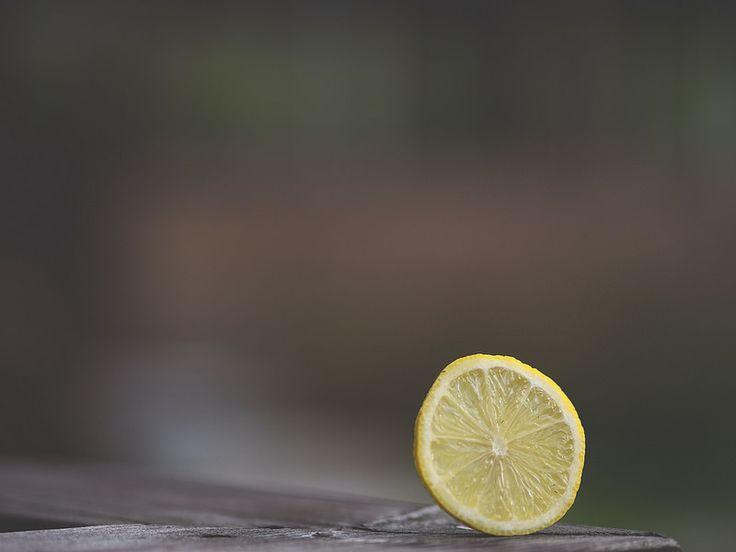 Sitruunaista puhtautta, olkaa hyvät!