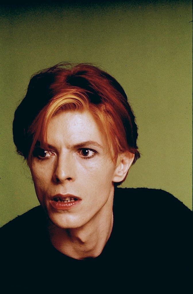 David Bowie 1975 © Steve Schapiro GettyImages | David ...
