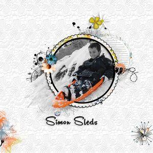 Simon Sleds