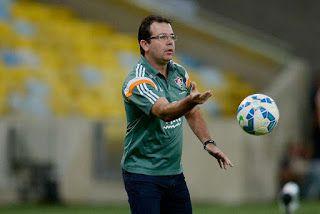 Blog Esportivo do Suíço:  Goiás anuncia Enderson Moreira como seu novo treinador