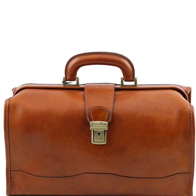 Tuscany Leather Raffaello Doctor Bag Review
