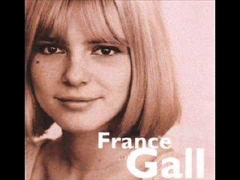 France Gall - Zwei Apfelsinen im Haar