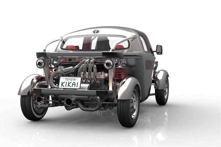 情報解禁! トヨタはFR入門スポーツなど3台の世界初公開コンセプト - フォト - carview! - 自動車