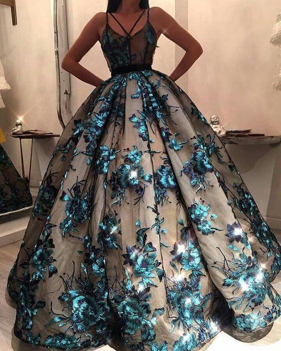 35 stili ammirevoli di tendenze abiti da sera 2019 – #admirables #de # modello …