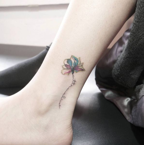 Tattoo For Womens Ankle: 100+ Tattoos Every Woman Should See Before She Gets Inked