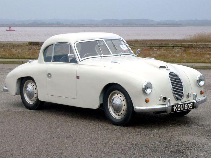 1952 Jowett Jupiter Abbott Coupe