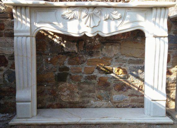 Image 0 Marble Fireplace Mantel Fireplace