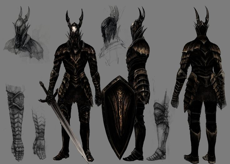 Dark Souls Character Design Process : Dark souls concept art google search amor reference