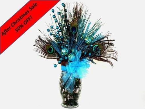 22 best floral arrangements images on pinterest flower arrangements floral arrangements and - Peacock home decor wholesale photos ...