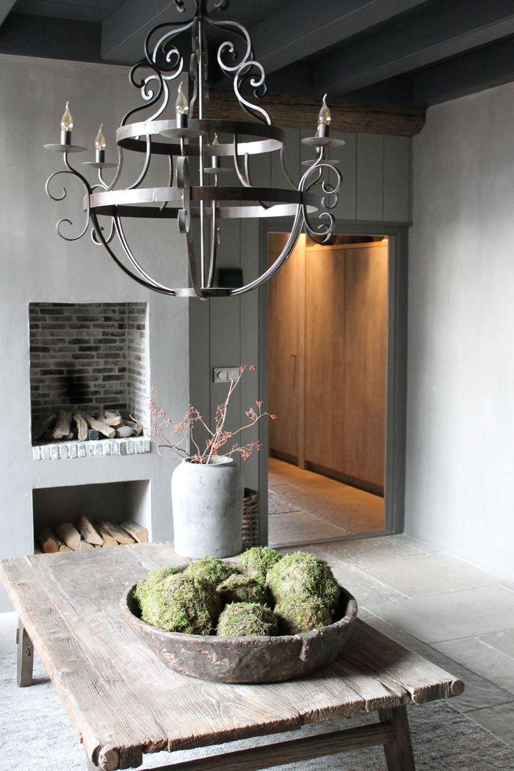 Meer dan 1000 ideeën over balkenplafond op pinterest   hout ...