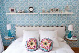 Camera da letto in stile in stile Moderno di www.rocio-olmo.com