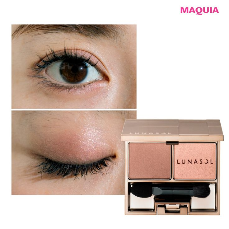 愛らしさと血色感を狙うならモーブピンクですっぴん美人に。「MAQUIA」12月号から、簡単アイメイクをご紹介します。透明感を引き立てるほの甘EYEほっこり温かみのある表情をつくるモーブピンクで、すっぴん美人な目元に仕立てて。愛らしさと血色感を狙うあ...