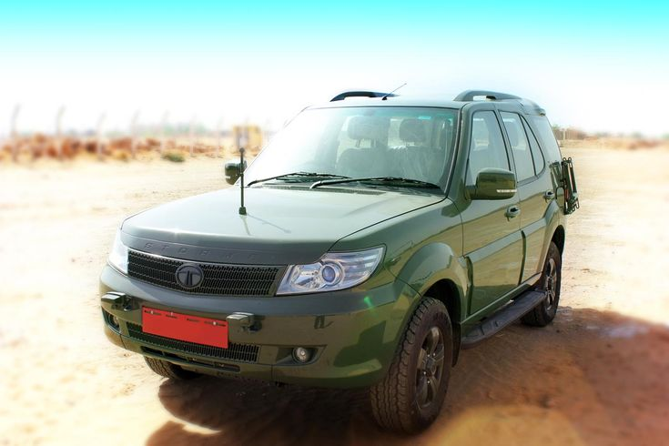 Tata Motors will be supplying 3192 units of the Tata Safari Storme 4x4 to the Indian Armed Forces under the General Service 800 (GS800) category of vehicles