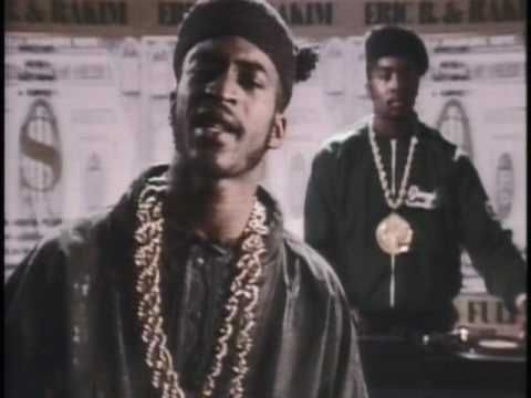 """ERIC B. & RAKIM / PAID IN FULL (1988) -- Check out the """"I ♥♥♥ the 80s!! (part 2)"""" YouTube Playlist --> http://www.youtube.com/playlist?list=PL4BAE4D6DE43F0951 #80s #1980s"""