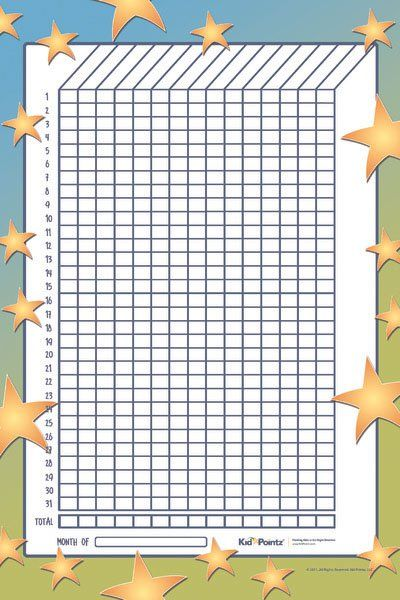 25+ Best Star Chart For Kids Ideas On Pinterest | Kids Job Chart