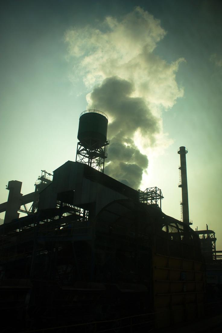Karabul Iron & Steel Factory