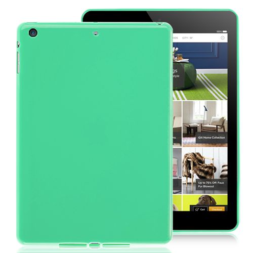 Green New TPU Solid Colorful Case Cover for iPad Air #ipadaircase #ipadair #ipadcase #casecover #tpucase #colorfulcase #popularcase #bestoftheday #300likes #photooftheday #pinterest #lovelycase #cute #colorful #case #cellz.com #cheapcase $1.98