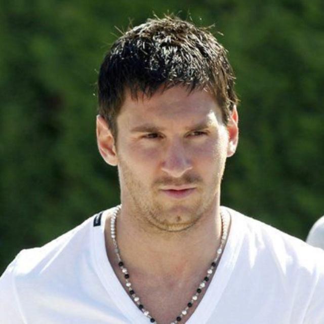 Lionel Messi - soccer