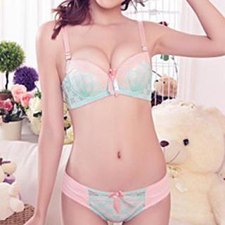 Asian panty peaks
