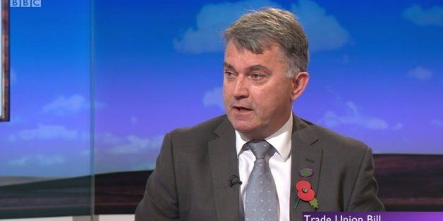 Mick Cash's Daily Politics Rant Makes It Clear He Won't Be 'Lectured By Millionaires'