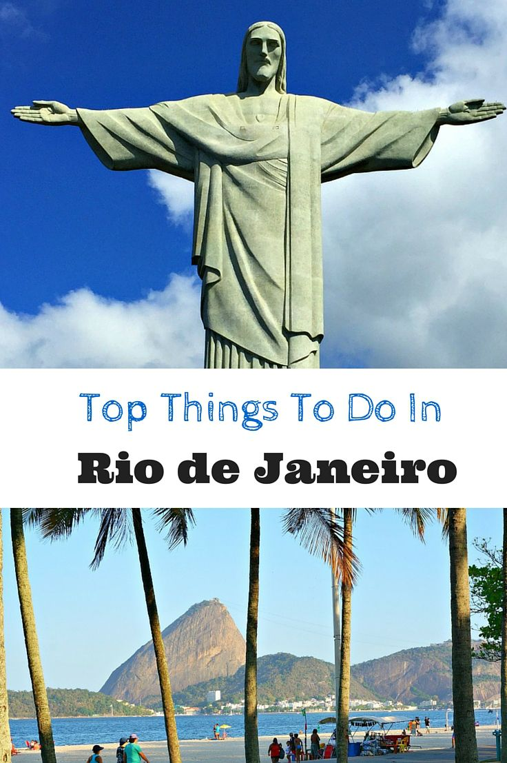 Planning a trip to Rio de Janeiro, Brazil? If not, maybe you should be. Here are the top things to do in Rio de Janeiro. From sugarloaf mountain, christ the redeemer staue and copacabana beach - and some things you've probably never knew about (but shouldn't miss). Click to find out more and don't miss out on the best Rio has to offer! @venturists