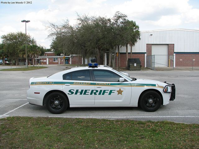 Brevard County, FL SO Dodge Charger.