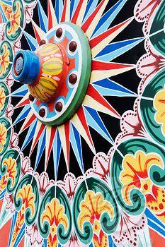 roue de roulotte gypsy