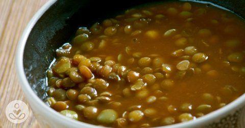 turmeric lentil soup recipe