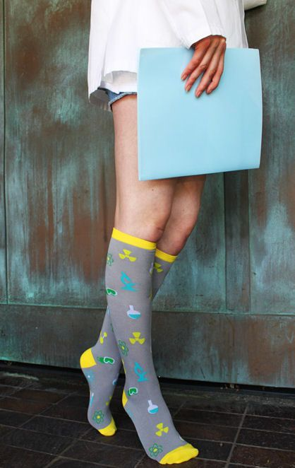 Dream Socks For A Laboratory Scientist
