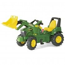 John Deere 7930 Ride On Tractor With Tipping Loader Suitable for 3 + Years
