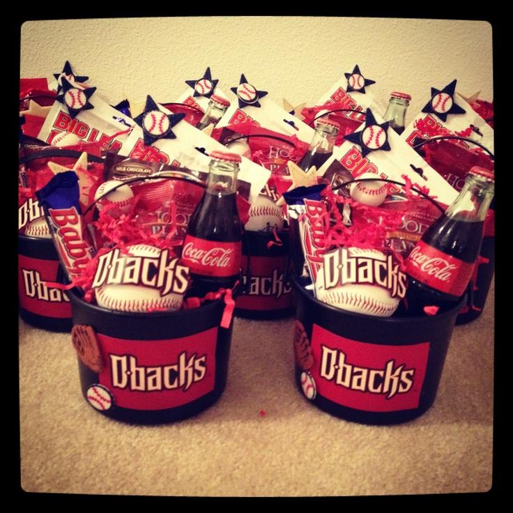 Dbacks Baseball Snack !!