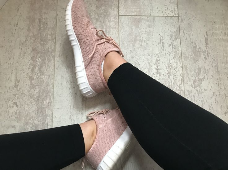 Pink Yeezy Style Trainers - Primark