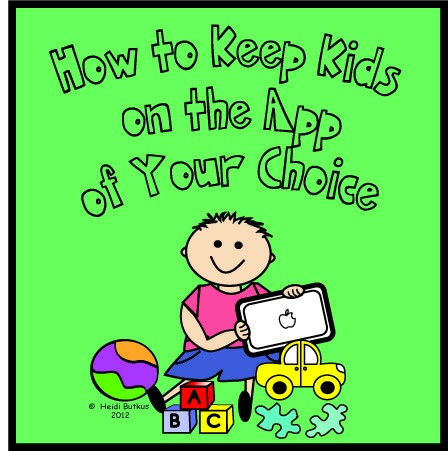Great how to to lock Ipod on a single app. How to Keep Kids On the App of Your Choice