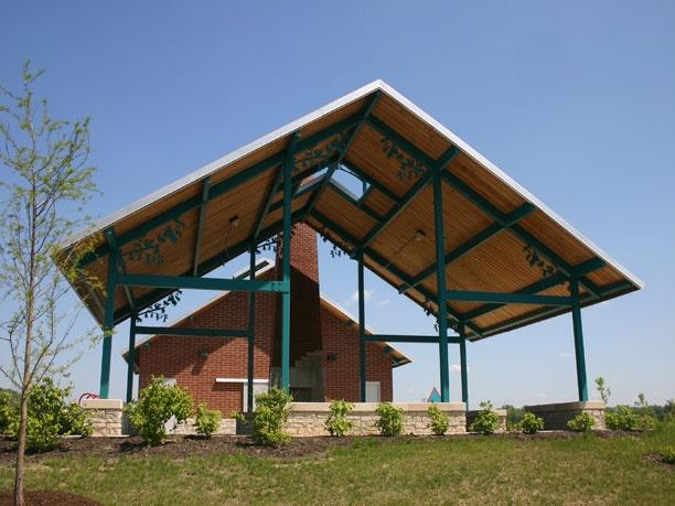 Steel Frame Shelters : Images about steel frame shelters on pinterest