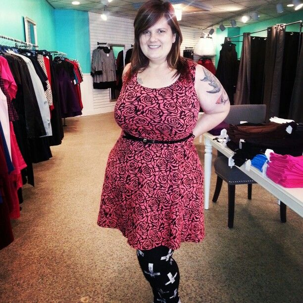 Birthday outfit success. Mixing patterns is so much fun!  #effyourbeautystandards #Renegade #ldnont #plussize #curvy