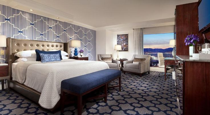 bellagio las vegas room - Google Search