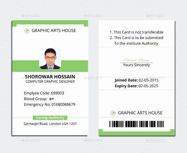 Free Printable Id Card Template Luxury Free Printable Id Cards Templates Id Card Template Free Business Card Templates Card Template