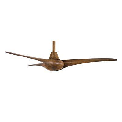 Minka Aire F843 Wave 52-in 3 Blade Ceiling Fan