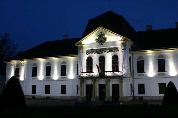 Széchenyi-kastely, Nagycenk