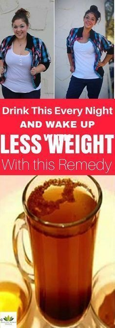 THE REMEDY REMOVES THE FAT CONSUMED DURING THE DAY.